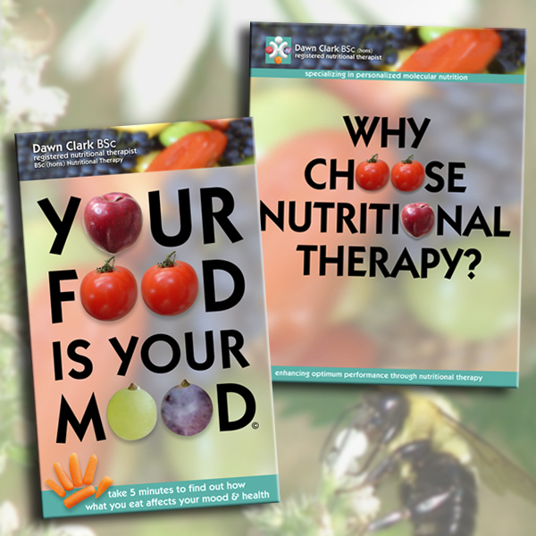 books: Your Food is Your Mood